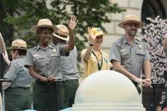 De nationale Parade van de Dag van de Onafhankelijkheid royalty-vrije stock foto