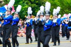 De nationale Parade 2015 van de Onafhankelijkheidsdag Stock Fotografie