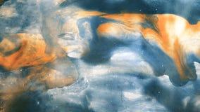 De natuurlijke achtergrond van de rots gekleurde video 4k filmtextuur voor titels stock videobeelden