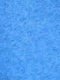 De natuurlijke blauwe geweven achtergrond van de ijswinter Stock Afbeelding