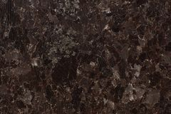 De natuurlijke bruine steen poetste granietkwartsiet, genoemd op Koffie Bahia stock fotografie