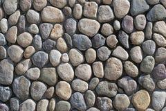 De natuurlijke muur van de steensteun royalty-vrije stock foto