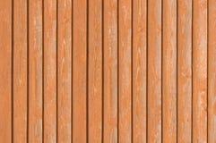 De natuurlijke oude houten houten bruine textuur van omheiningsplanken Royalty-vrije Stock Afbeelding