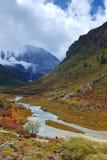 De natuurlijke reserve van Ding van Ya Royalty-vrije Stock Afbeeldingen