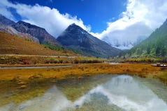 De natuurlijke reserve van Ding van Ya Stock Afbeeldingen