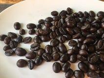 De natuurlijke stijl Thailand van koffiebonen Stock Fotografie