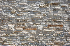 De natuurlijke tegels van de steenmuur stock fotografie