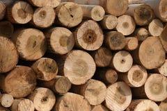 De natuurlijke textuur van houten panelen Royalty-vrije Stock Foto
