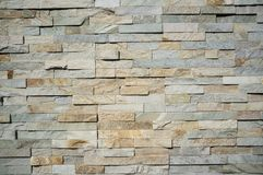 De natuurlijke Textuur van de de Tegelmuur van de Granietsteen royalty-vrije stock foto