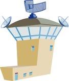 De navigatiesysteem van de lucht Stock Afbeeldingen