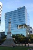 De NBSC banco agora Synovus situado em Colômbia, SC imagem de stock royalty free