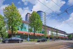 De Nederlandse Bank, Amsterdam, Países Bajos Fotografía de archivo