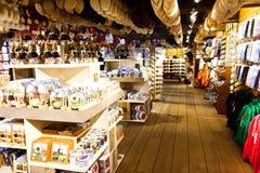 De Nederlandse Winkel van Belemmeringen stock afbeeldingen