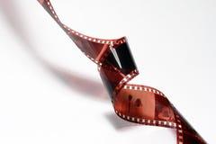 De negatieve film van de kleur Royalty-vrije Stock Foto's