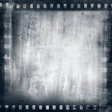 De negatieven van de film Stock Afbeelding