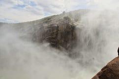 De Nevel van het Reservoir van de verkenner Stock Afbeeldingen
