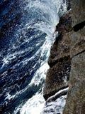 De Nevel van het water stock foto