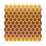 Or de nid d'abeilles illustration libre de droits