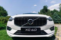 De nieuwe auto van Volvo van 2018 XC60 Royalty-vrije Stock Afbeeldingen