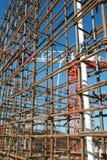 De nieuwe bouw Stock Foto