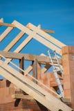 De nieuwe bouw Royalty-vrije Stock Foto's