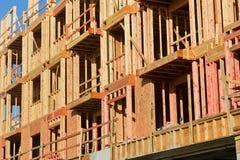 De nieuwe bouw Royalty-vrije Stock Afbeelding