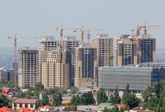 De nieuwe bouw Royalty-vrije Stock Foto
