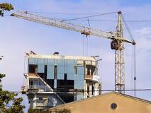 De nieuwe bouw Stock Fotografie