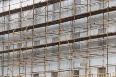 De nieuwe bouw stock afbeelding