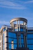 De nieuwe bureaubouw in heilige-Petersburg Stock Foto's