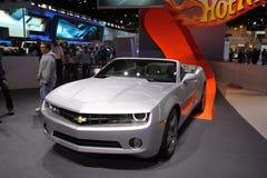 De nieuwe coupé van Chevrolet Camaro Stock Afbeeldingen