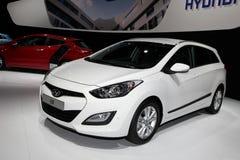 De nieuwe de Sportwagen van Hyundai i30 Royalty-vrije Stock Fotografie