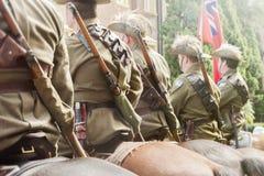 De Nieuwe Gevleugelde Overwinning van de Marrickvilleherdenking Royalty-vrije Stock Foto's