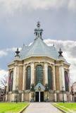 De nieuwe kerk in Den Haag. Royalty-vrije Stock Foto