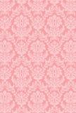 De Nieuwe Kleur van het Victoriaanse Behang Royalty-vrije Stock Afbeelding