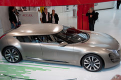 De nieuwe Modellen van de Auto: Citroën Metisse, de Toonzaal van Parijs Royalty-vrije Stock Fotografie