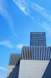 De nieuwe moderne bouw Royalty-vrije Stock Afbeelding
