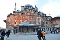 De Nieuwe Moskee van Eminonu Royalty-vrije Stock Afbeeldingen