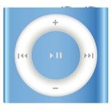 De nieuwe Schuifelgang van de Appel iPod stock illustratie