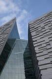 De Nieuwe Stad van Guangzhouzhujiang Royalty-vrije Stock Foto's
