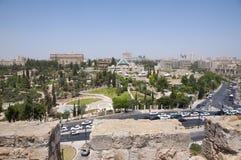 De nieuwe stad van Jeruzalem Stock Afbeeldingen