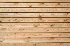 De nieuwe textuur plande houten planken Royalty-vrije Stock Afbeelding