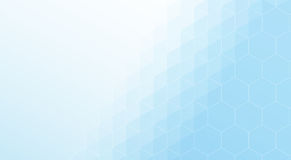 De nieuwe toekomstige abstracte achtergrond van het technologieconcept Royalty-vrije Stock Fotografie