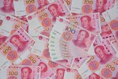 De nieuwe versie van RMB en de oude versie royalty-vrije stock fotografie