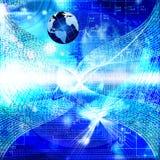De nieuwste technologieën van Internet Stock Afbeelding