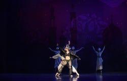 """ de Nights†del """"One mil y uno del ballet de la bruja del cuervo fotos de archivo"""