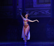 """ de Nights†de l'""""One mille et un de ballet de coquetteries Photos stock"""