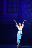 """ de Nights†de l'""""One mille et un de ballet de fleur d'orchidée Images libres de droits"""