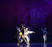 " de Nights†de l'""One mille et un de ballet de voyage de la mer du marin Photo stock"