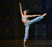 """ de Nights†del """"One mil y uno del ballet de la sirena Foto de archivo"""